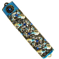 Jeweled Mezuzah