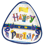 Happy Purim Melamine Tray