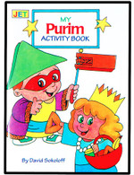 Purim Activity Book