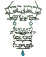 Hebrew Home Blessing Wall Decoration