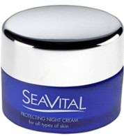Dead Sea Mineral Mud Protecting Night Cream