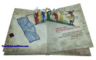Pop-Up Passover Haggadah in Hebrew and English
