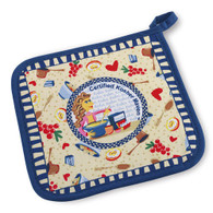 Certified Kosher Maven Pot Holder