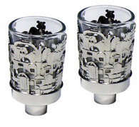 Neronim Candle Holders - Jerusalem Design
