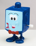 Jumping Chanukah Dreidel