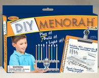 Do It Yourself Chanukah Menorah
