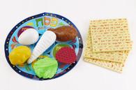 Passover Plastic Seder Set