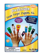 Pesach Ten Plagues Finger Puppet Kit