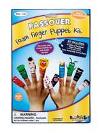 Pesach Ten Plagues Finger Puppet Kit