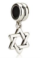 Star of David Jewish Charm