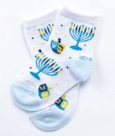 HANUKKAH BABY SOCKS