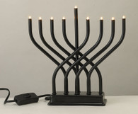 ELECTRIC HANUKKAH MENORAH