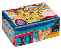 Jerusalem Jewelry Box