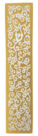 Mezuzah Case with Pomegranates