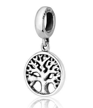 Tree of Life Pendant Charm