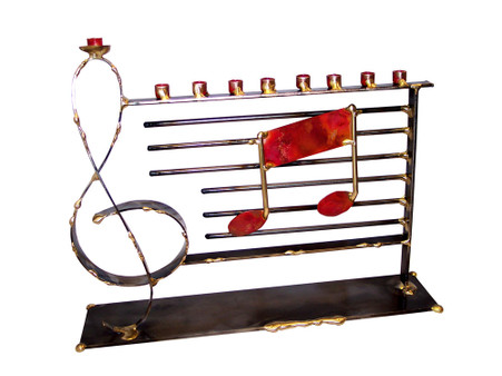 Music Menorah