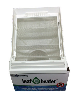 Leaf Beater Rain Head