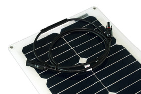 Flexible, light weight, solar panels.