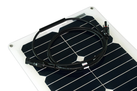 Flexible, light weight, solar panels.