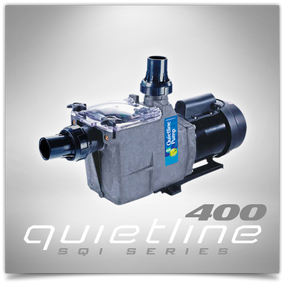 Pool Pump SQI400