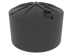 22700L Round Water Tank