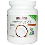 Nutiva Organic Virgin Coconut Oil 54oz.