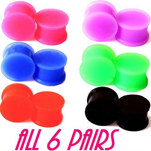 solid ear plugs silicone