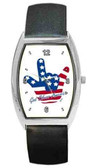 Watches USA I LOVE YOU  Rectangle (Silver)