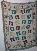 Kids Blanket with Sign ABC (OUT OF STOCK)