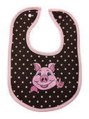 PIG BIBS (HAND MADE BY DEBY)
