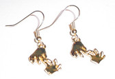 Interpreter Earrings Pair (gold)
