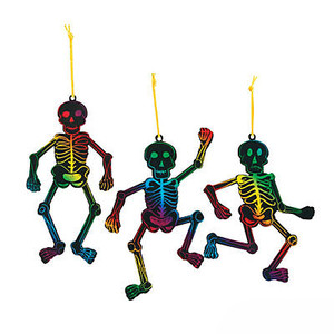 Scratch & Reveal Skeletons