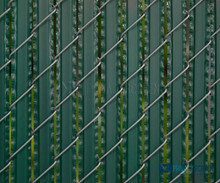 Winged Privacy Fence Slats (5000 Series)