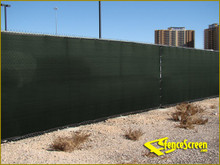 300 Series Fence Screen - Commercial Fence