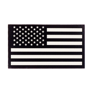 US Flag Patch IR - Standard