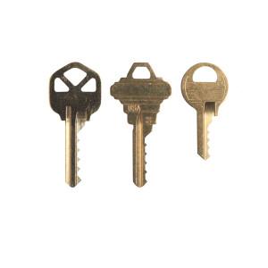 3pc Bump Key Set