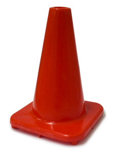 300mm Traffic Cone PLAIN
