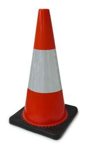 700mm Traffic Cone REFLECTIVE