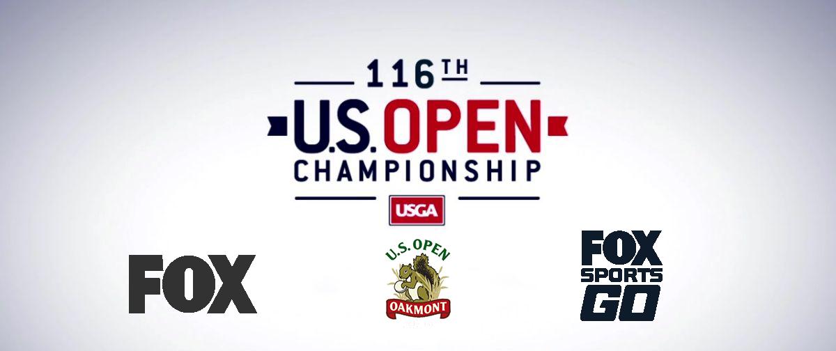2016 US Open by FOX