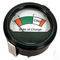36V Round Analog Charge Meter