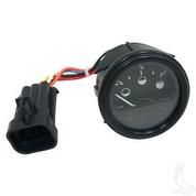 EZGO RXV 48V Round Analog Charge Meter