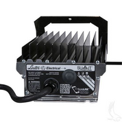 EZGO 36 Volt Golf Cart Battery Charger - Lester Summit Series High Frequency w/ PowerWise Plug 36V/14A