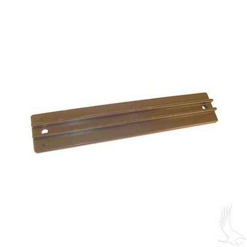 """Club Car DS Battery Hold Down Plate - 12"""" (For DS Electric 2000+)"""