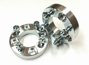 "1"" Aluminum EZGO Golf Cart Wheel Spacers"