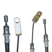 Club Car Precedent Brake Cable Set (Fits 2004+)