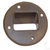 36-Volt Club Car - DC Receptacle Bezel (For 36V Electric 1985+)