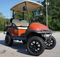 "14"" VOODOO Golf Cart Wheel and 23"" All Terrain Tires"