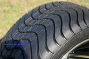 Wanda 215/40-12 DOT Golf Cart Tires