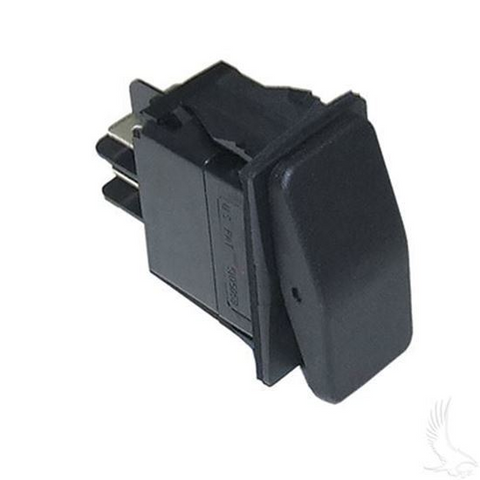 Club Car DS/ Precedent 48-Volt Forward/Reverse Switch Assembly (Fits 48V DS 1996-2006, Precedent 2004+)
