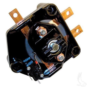 36-Volt Club Car DS Forward/Reverse Switch without Handle (Fits 36V DS Electric 1983.5+)